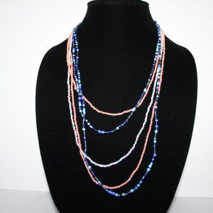 Beautiful beaded necklace bundle